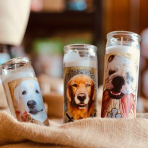 BARK Pup Prayer Candle