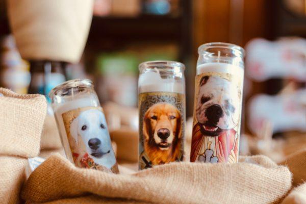 BARK Pup Prayer Candle